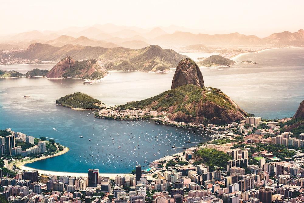 Rio de Janeiro areas