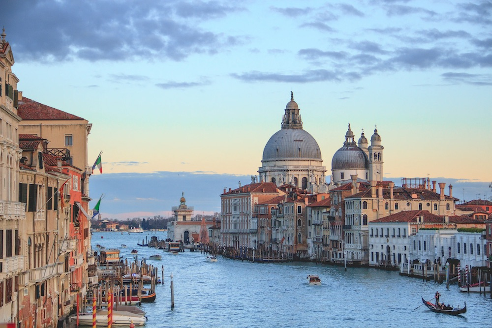 Venice areas