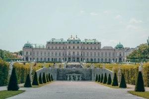 Vienna areas