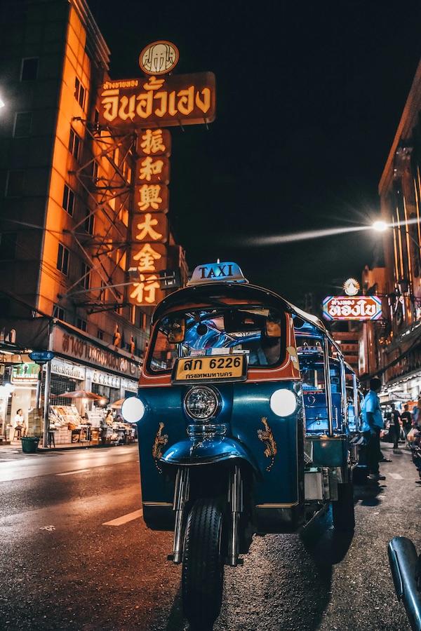 Bangkok FAQ