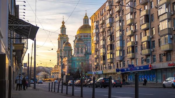 Moscow Basmanny