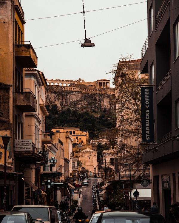 Koukaki Athens