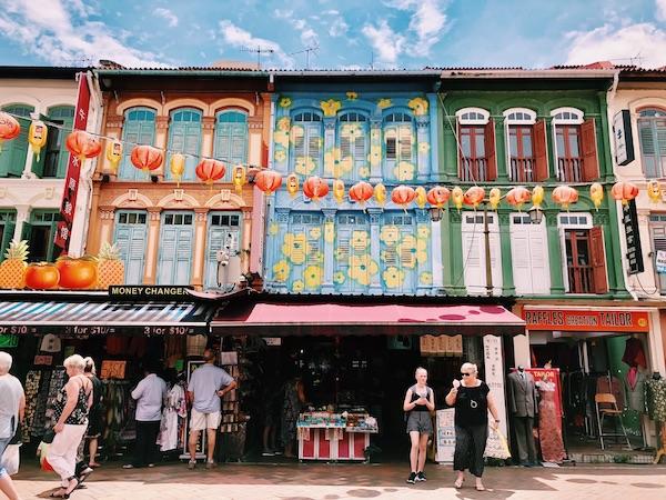 Singapur FAQ
