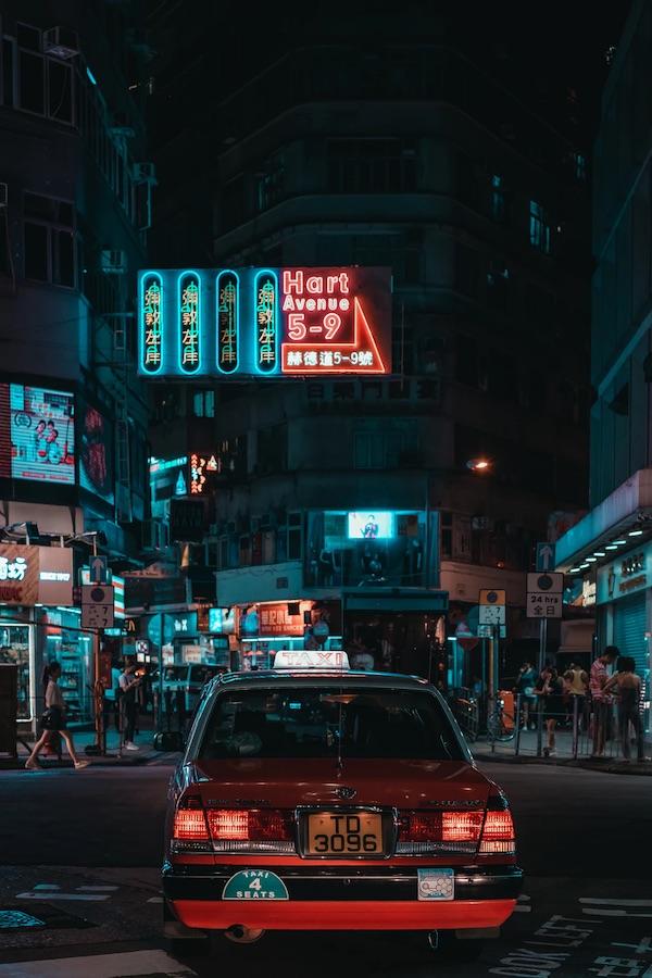 Tsim Hong Kong