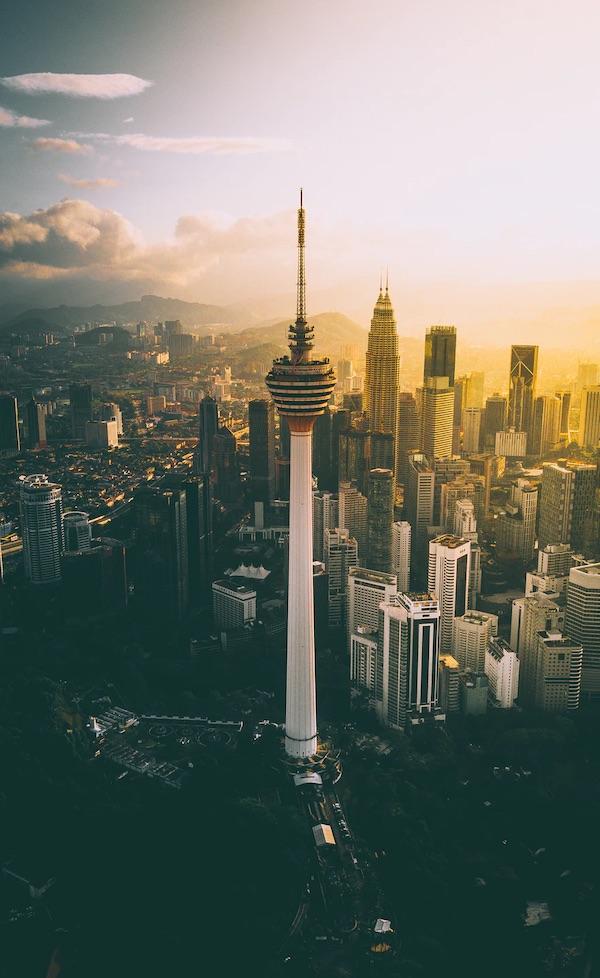 Bukit Nanas Kuala Lumpur