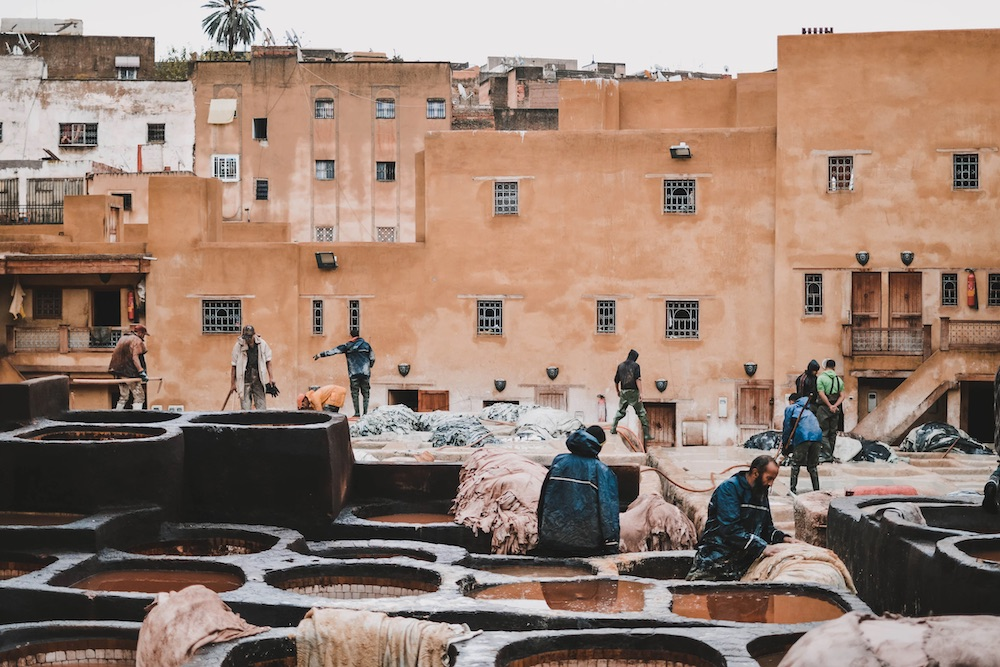 Fez hostels