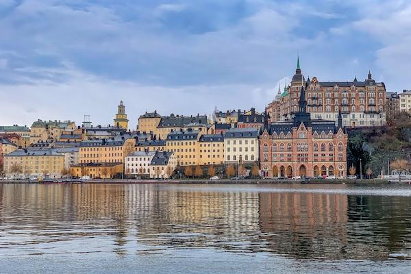 Gamle Stan Stockholm