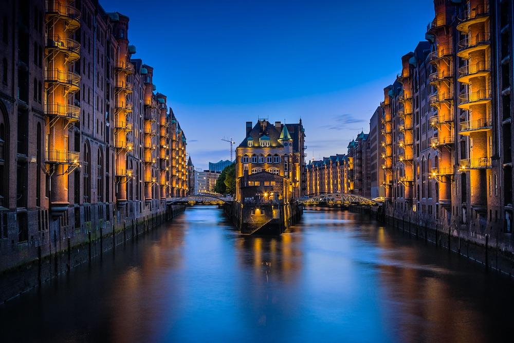 Hamburg hostels