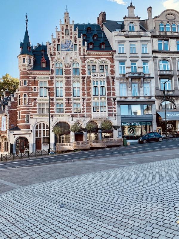 Matonge Brussels
