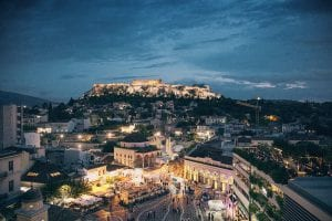 Athens hostels