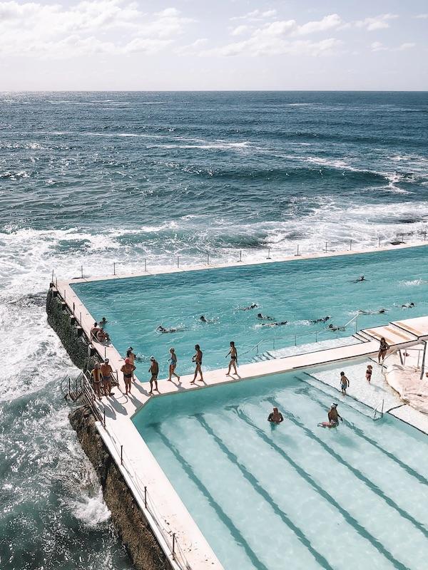 Bondi Rockpool Sydney