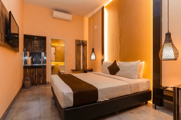 Capsule Hotel Bali