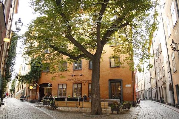 Castanea Stockholm