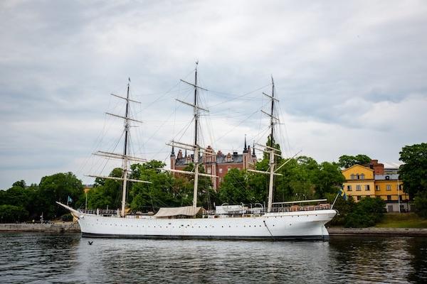 Chapman Stockholm