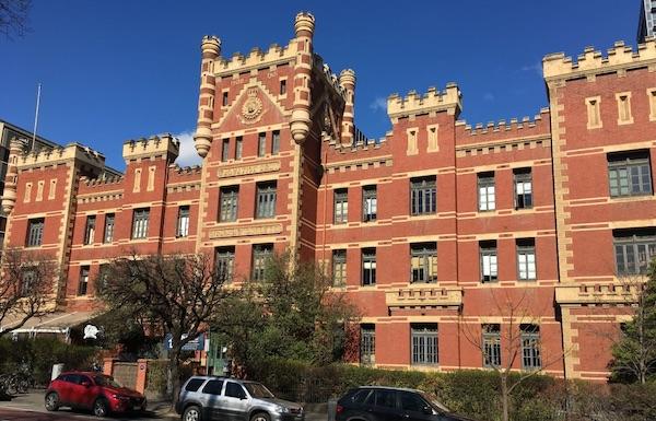 Mansion Melbourne