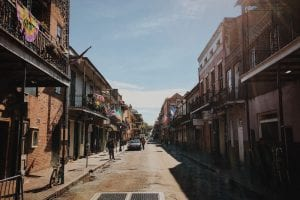 New Orleans hostels