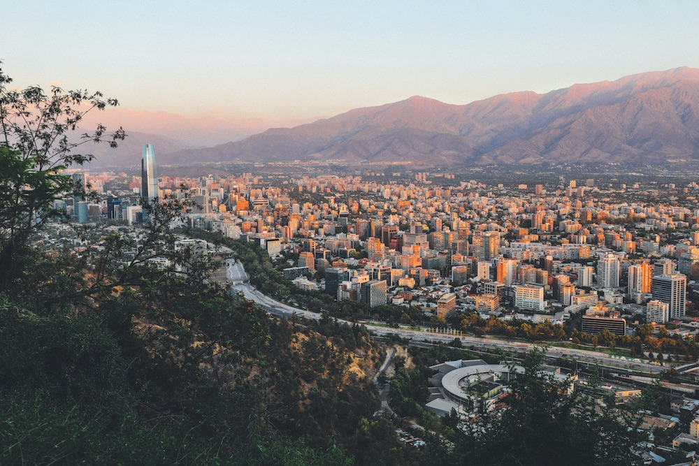 Santiago de Chile hostels