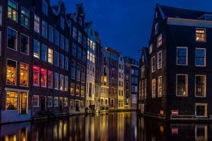 Amsterdam boutique hotels
