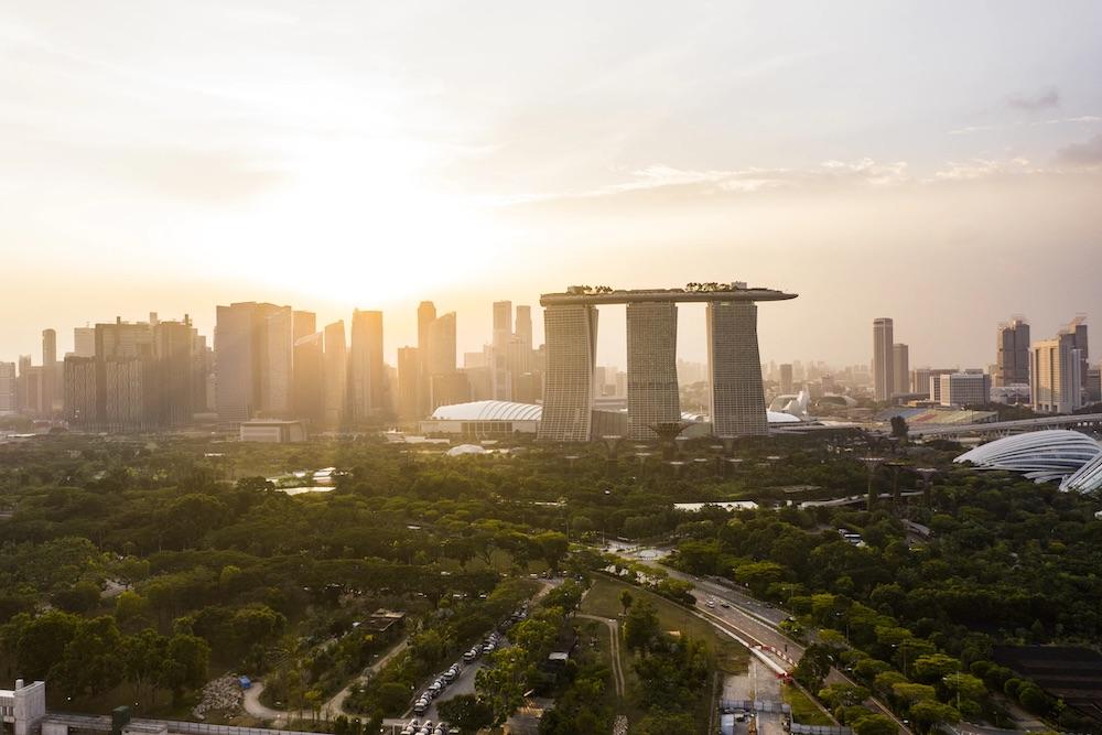 Singapore luxury hotels