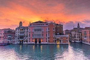 Venice boutique hotels
