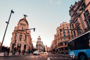 Madrid luxury hotels