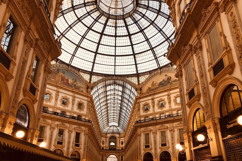 Milan luxury hotels