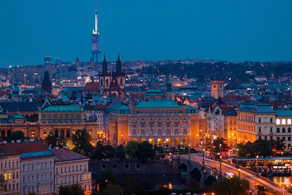 Prague luxury hotels