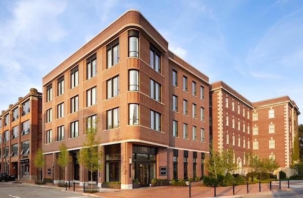 Whitney Hotel Boston