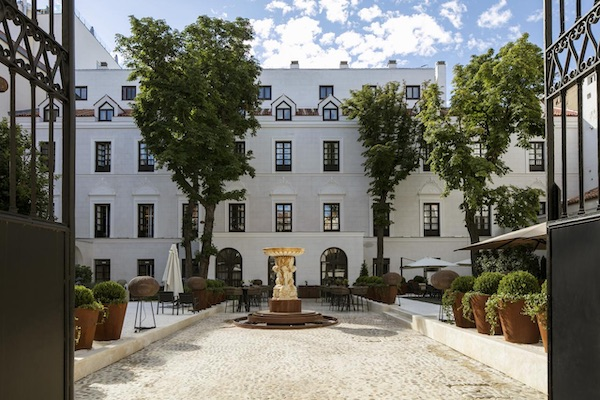 Palacio Duques Madrid