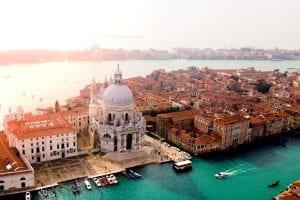 Venice luxury hotels