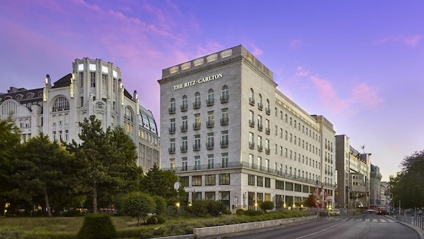 Ritz-Carlton Budapest