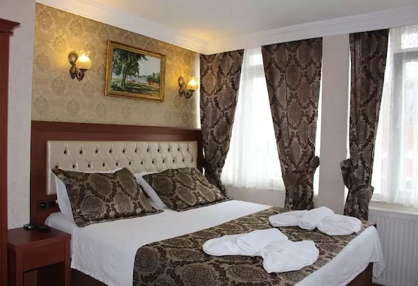Big Apple Hostel Istanbul