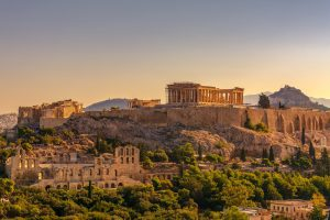 Athens cheap hotels
