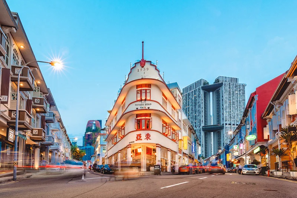 Singapore hostels
